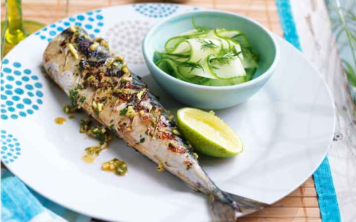 bbq-mackerel