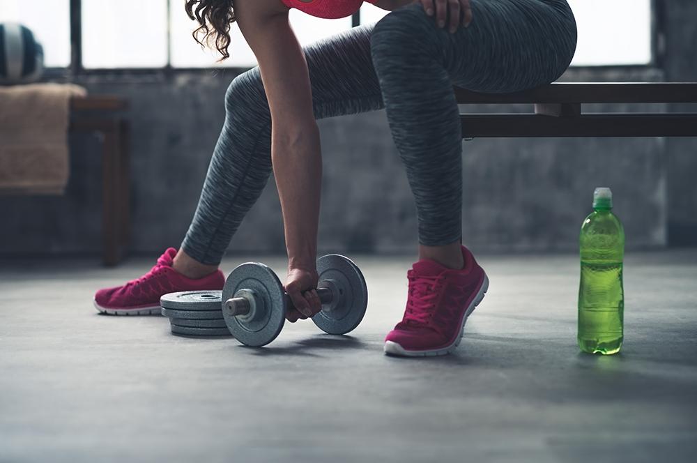 gym floor fears