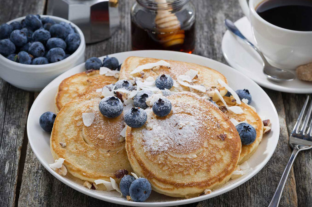 4 must flip pancake recipes vitality magazine pancakes are one of the easiest things to make with the staple shrove tuesday dish containing just three ingredients flour milk and eggs ccuart Image collections