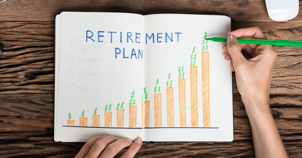 Retirement Plan graph
