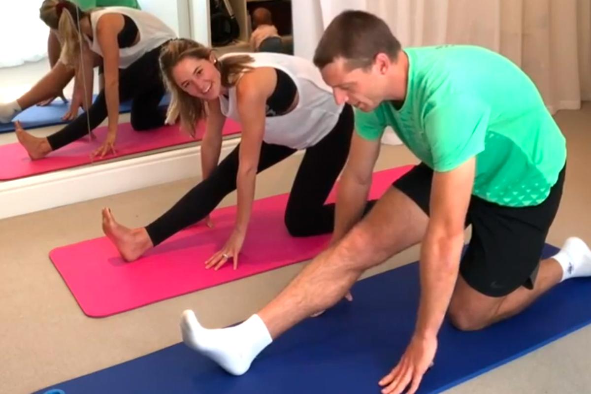 Joss Buttler Stretch