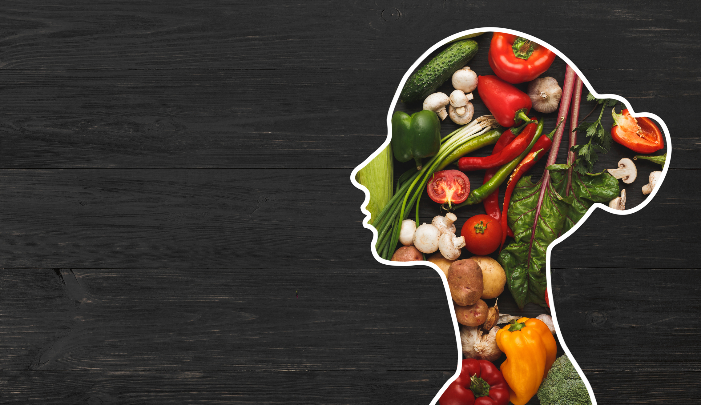Nutrition and healthy food for brain health and function
