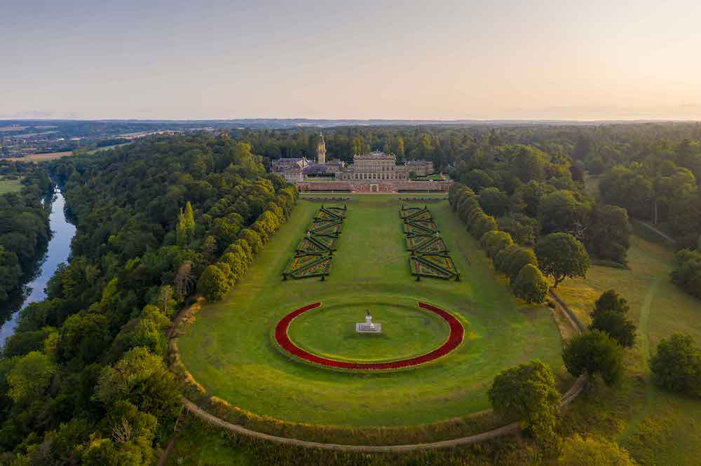 Cliveden great outdoors UK hotel stays