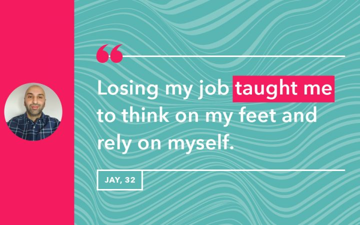 Jay's quote about the lessons he learned in 2020