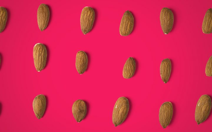 Image of almonds