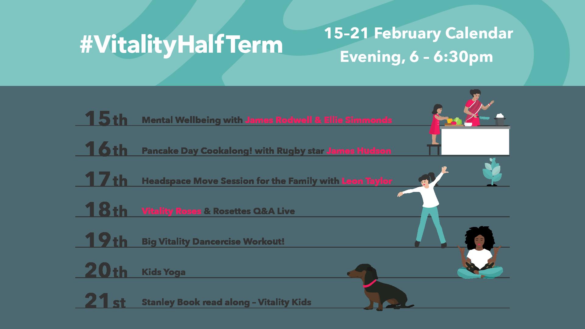 Half term evening week 2