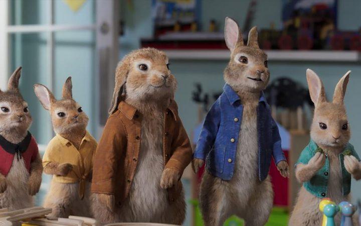 Peter Rabbit II: The Runaway