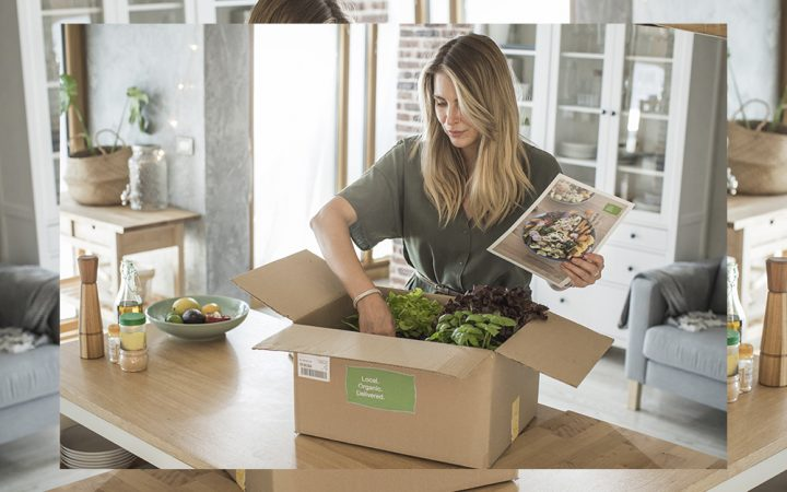eco-friendly and sustainable meal kit