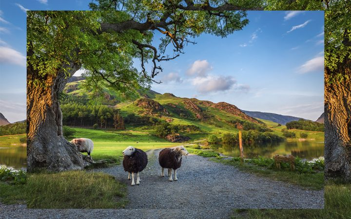 Cumbria The Lake District