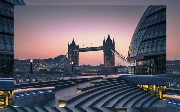 Tower Bridge London UK Bucket List